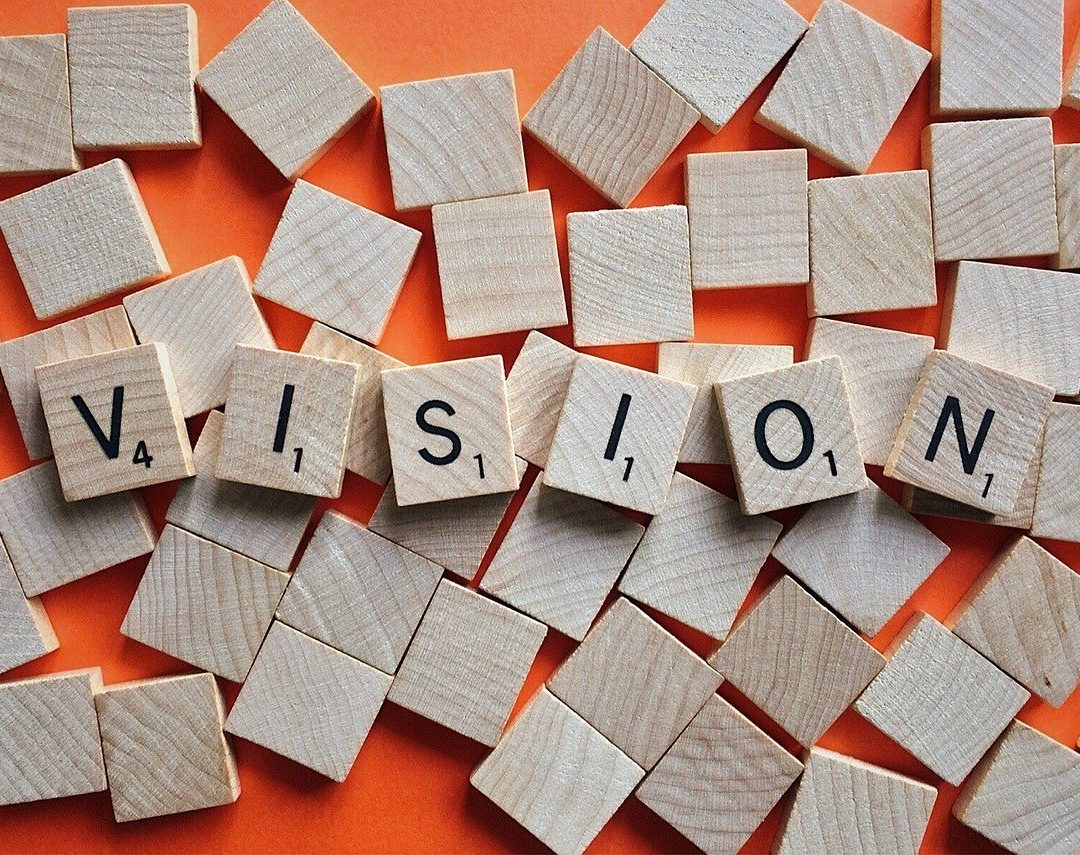 Write your own Vision Statement