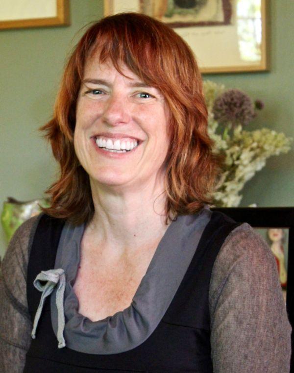 Graceful smile Lesley King